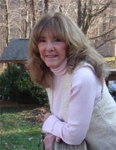 Charmaine Headshot for Author Central