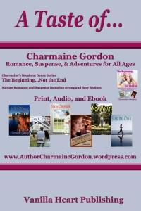 2014 A Taste of Charmaine Gordon CVR